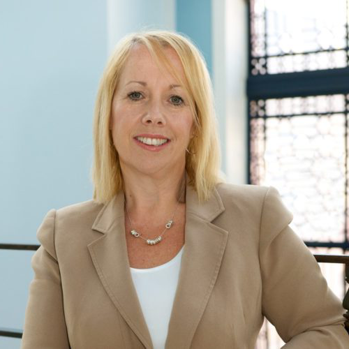Jackie Dunne, Newman University Vice-Chancellor